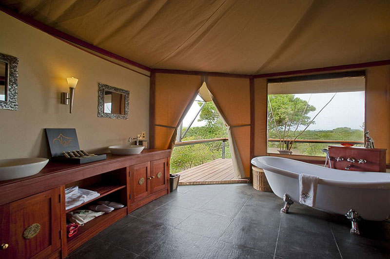 Air Olare Mara Kempinski Camp